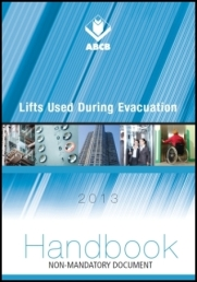 ABCB Lifts Used During Emergency Non-Mandatory Handbook